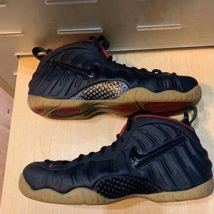 Nike Foamposite Pro Black Gucci Colors